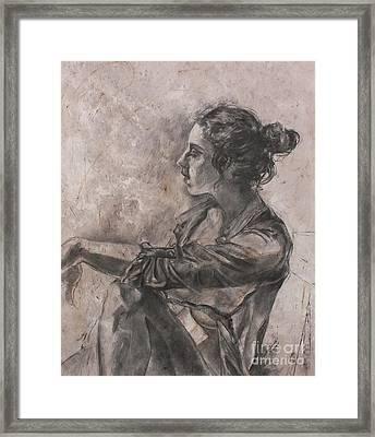 Daydreamer Framed Print by Julianna Ziegler