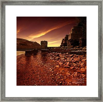 Days Past Framed Print by Nigel Hatton