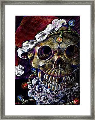 Dead Christmas Framed Print