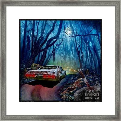 Dead End Framed Print by Tony Koehl
