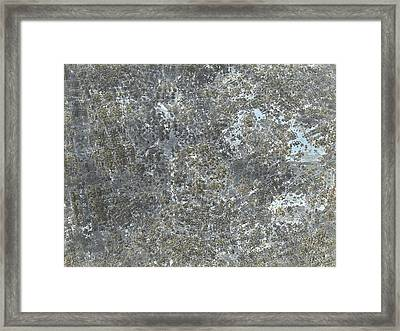 Debris Field Framed Print by Jacob Bettany