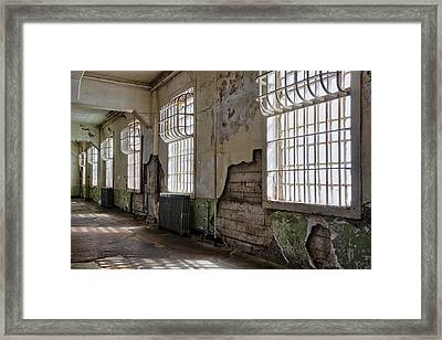 Decay Framed Print by Kelley King
