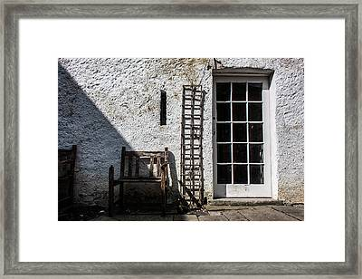 Decay Framed Print by Semmick Photo