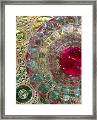 December Framed Print by Mark Holbrook