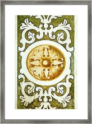 Decorative Art Framed Print by Gaspar Avila