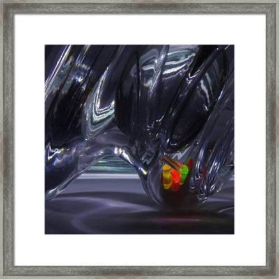 Deep Color Framed Print by I love Photo and Apple.
