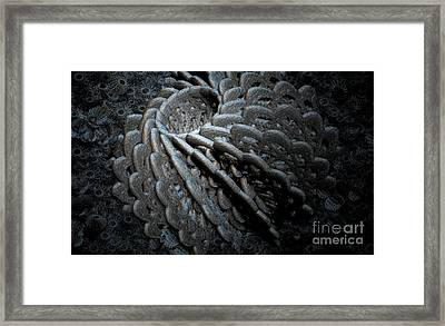 Deepsea  Framed Print by Jan Willem Van Swigchem