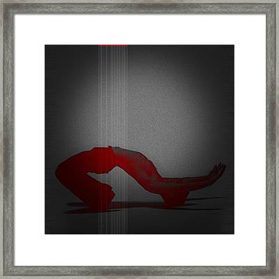Defiance Framed Print