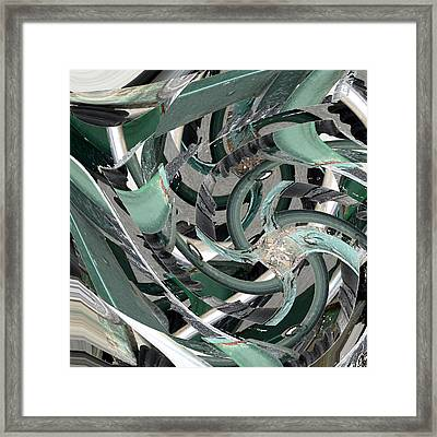 Deflector Framed Print