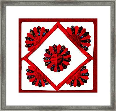 Delores Framed Print by Patricia Erwin