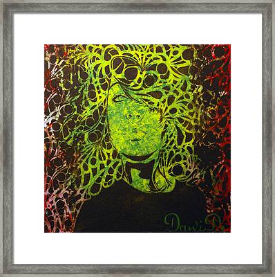 Delusional Framed Print by Martin DawiDs