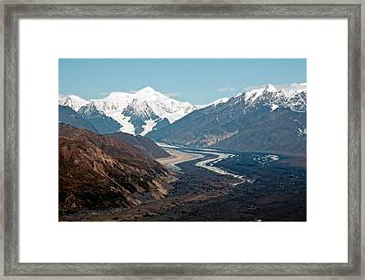 Denali National Park Framed Print by Gary Rose