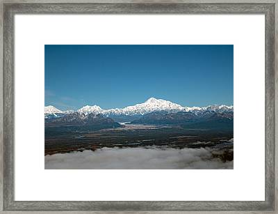 Denali Park Framed Print by Gary Rose