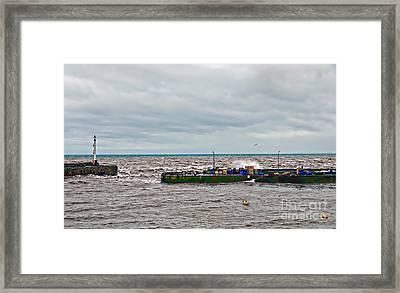 Deserted Framed Print by David  Hollingworth