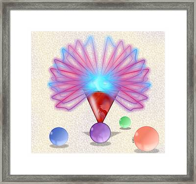 Designs R Us Framed Print by Anthony Caruso