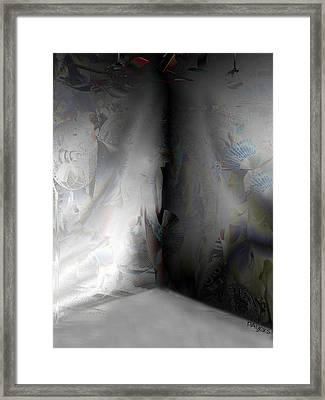 Desolate Framed Print by Paula Ayers