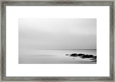 Desolve Framed Print by David Mcchesney