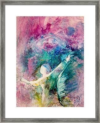 Destiny Framed Print by Deborah Nell