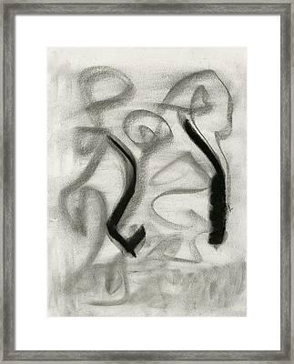 Destiny Unaided Framed Print by Taylor Webb