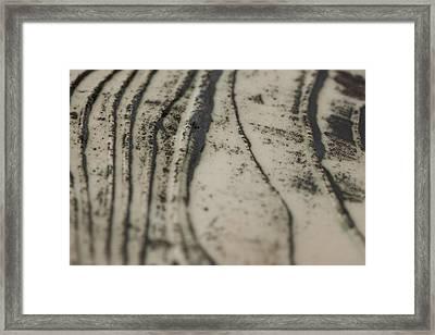 Destruction  Framed Print by Andrew Tuff