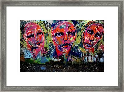 Detox The Ghetto Framed Print by Frank DiGiovanni