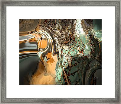 Detrop Framed Print by Steve Sperry
