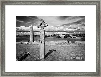 Devenish Island Ireland Framed Print