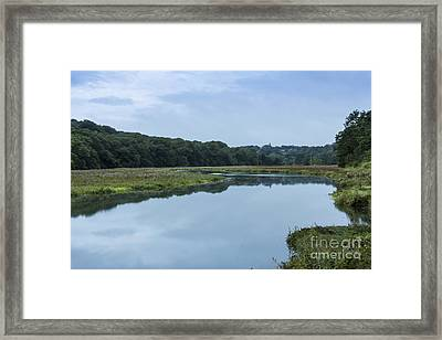 Deveron River Framed Print by Brian Roscorla
