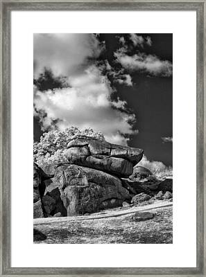 Devil's Den - 33 Framed Print by Paul W Faust -  Impressions of Light
