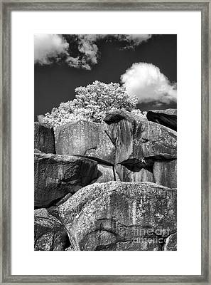 Devil's Den - 39 Framed Print by Paul W Faust -  Impressions of Light