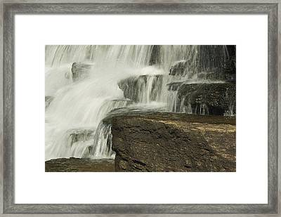 Devil's Den Dam - 0636 Framed Print