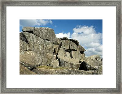 Devil's Den Formation 42 Framed Print by Paul W Faust -  Impressions of Light
