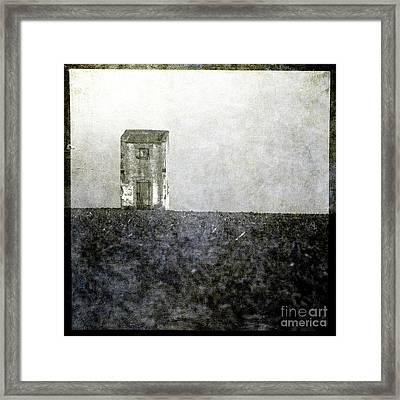 Devocote Framed Print by Bernard Jaubert