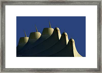 Dia Fantasy No. 2 Framed Print by Joe Bonita