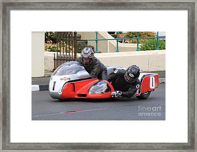 Dick Haws Framed Print