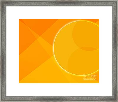 Dimensions Framed Print by Linda Seacord