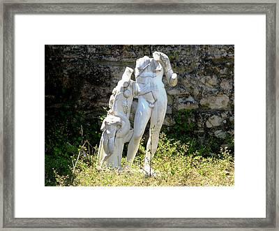 Dionysos Framed Print by Andonis Katanos