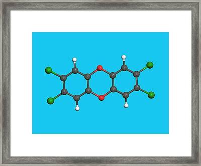 Dioxin Framed Print