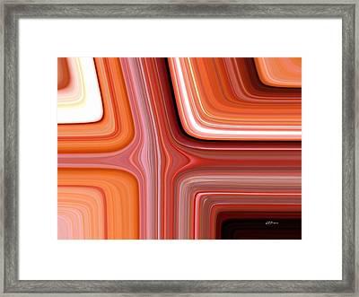 Discordia Concors Framed Print