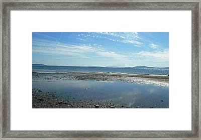 Discovery Beach Park Framed Print by Lee Yang