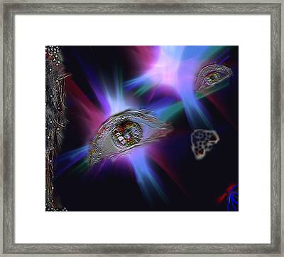 Disembodied Framed Print by Marie Jamieson