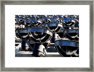 Dismantled Framed Print by Susan Stevenson