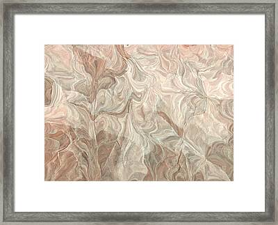 Distractions Framed Print
