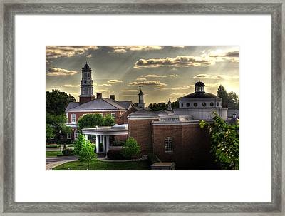 Divine Guidance Framed Print