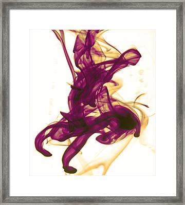 Divine Serenity Framed Print by Sumit Mehndiratta