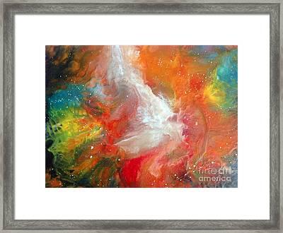 Divine Soul Framed Print