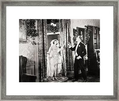 Divorce Coupons, 1922 Framed Print by Granger