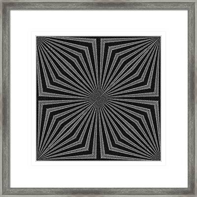 Dizzy Spell Framed Print