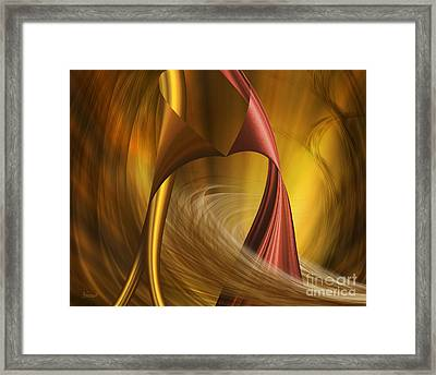 Framed Print featuring the digital art Do You Wanna Dance by Johnny Hildingsson