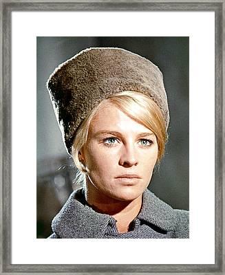 Doctor Zhivago, Julie Christie, 1965 Framed Print by Everett